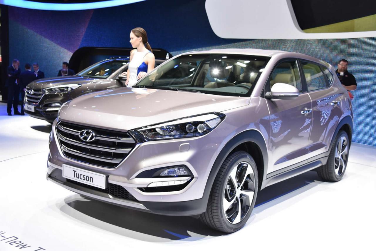 Hyundai и Bisimoto выпустят новый Tucson 2
