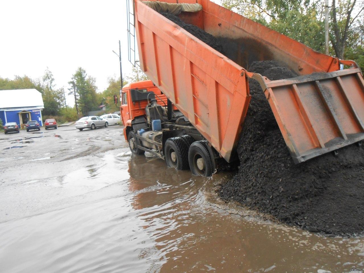 «Укравтодор» просит сообщать о ремонте дорог во время дождя 1