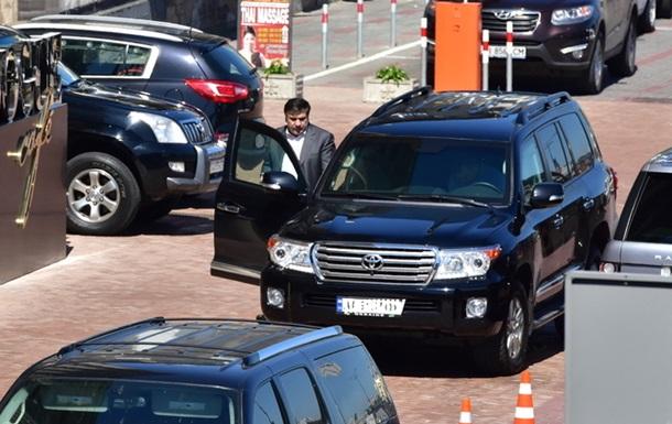 В Украине автоворы предпочитают машины VIP-персон 3