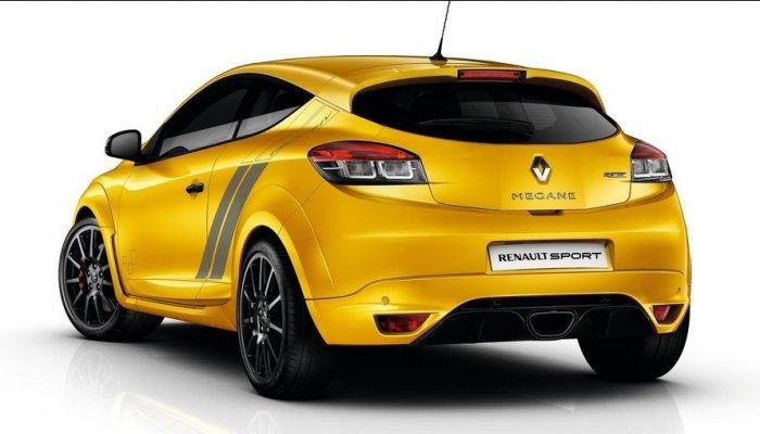Renault представит «сверхмощную» версию хэтчбека 1