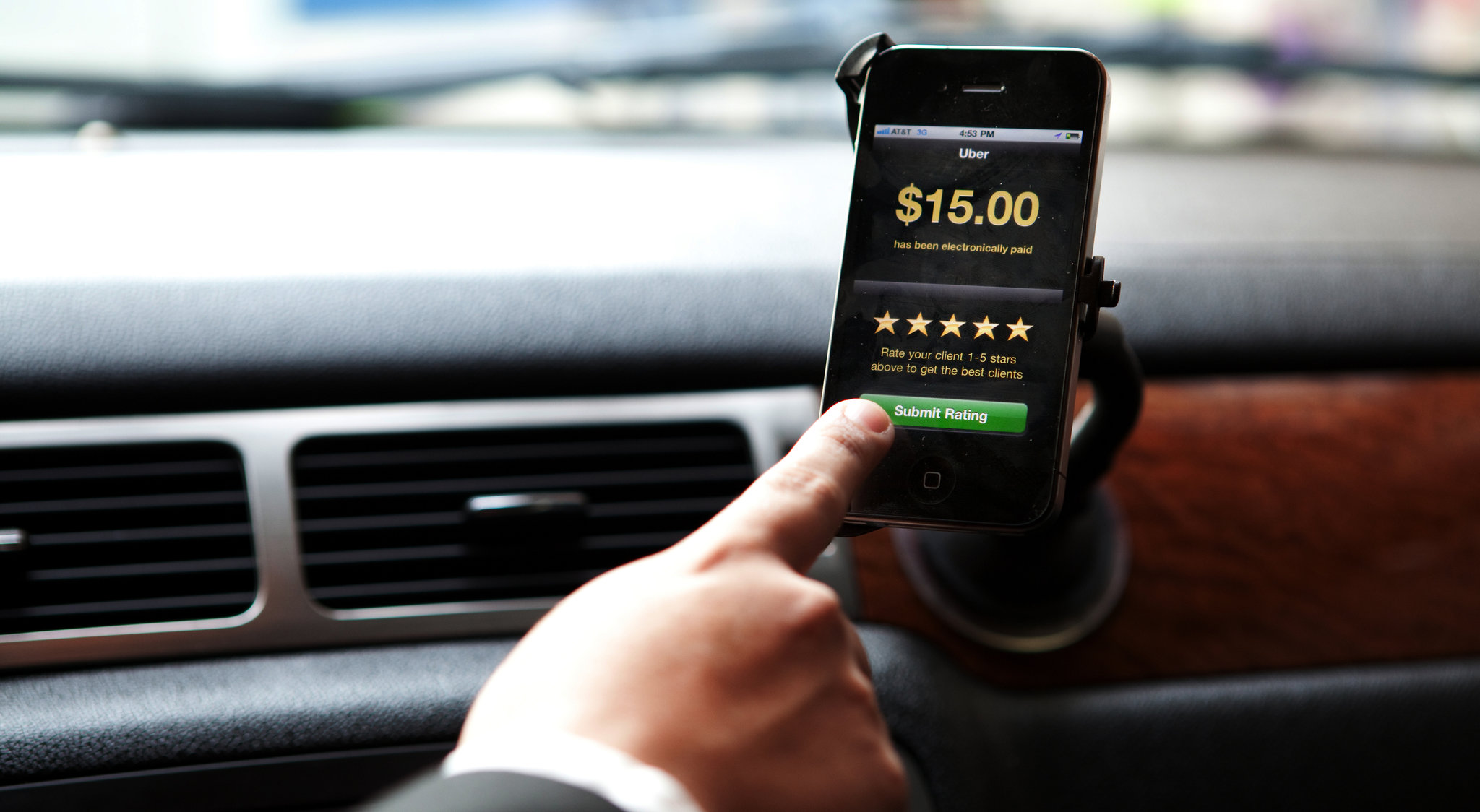 Uber должен кредиторам миллиарды долларов США 1