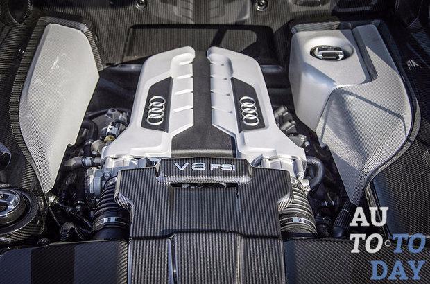 Новый двигатель V8 от Audi станет последним 1