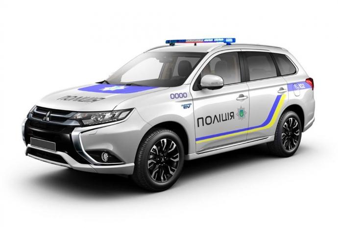 Опубликованы фото новых автомобилей для полиции 1