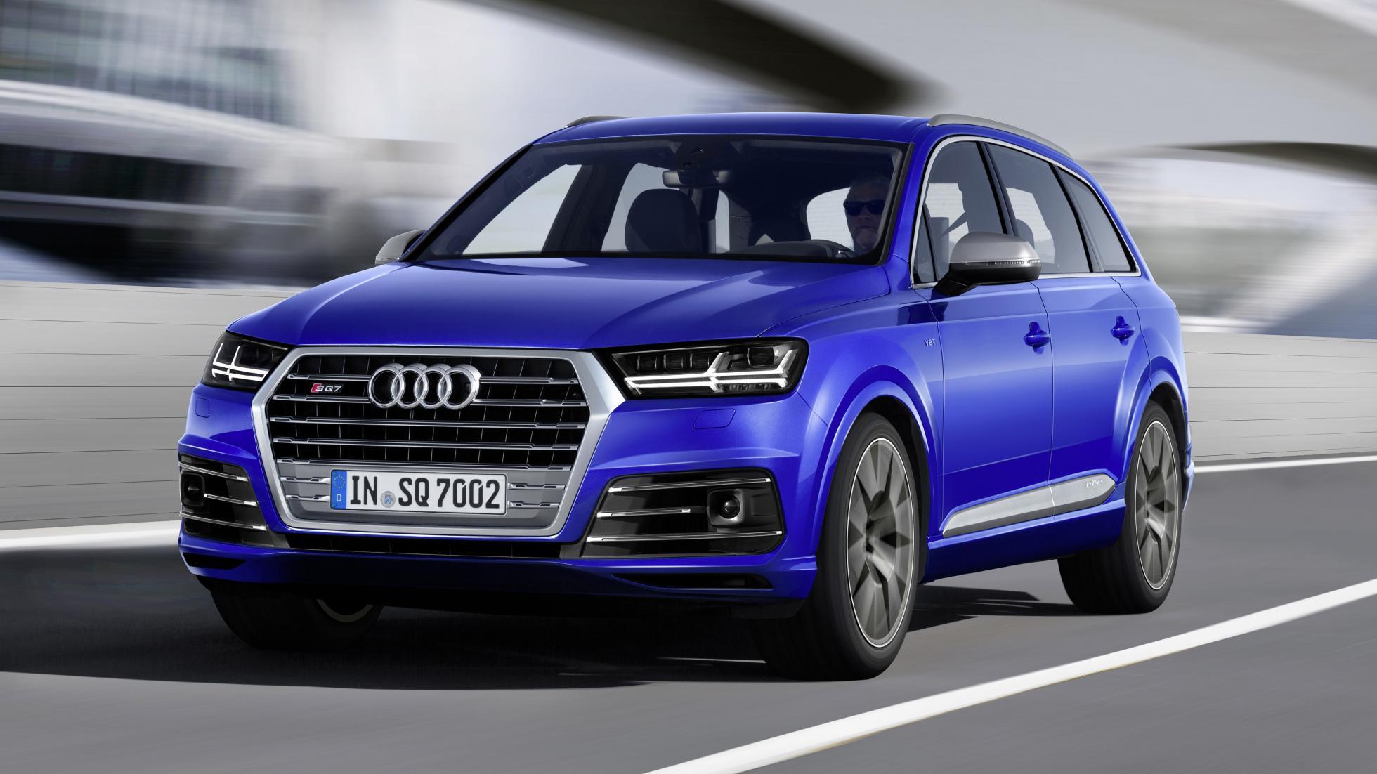 Новый двигатель V8 от Audi станет последним 2