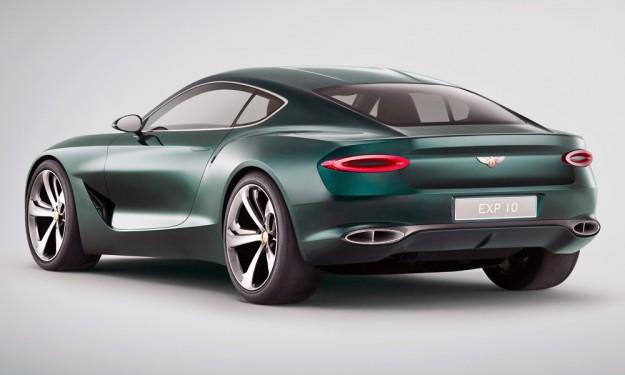 Bentley выпустит седан, который будет роскошнее, чем Mulsanne 2
