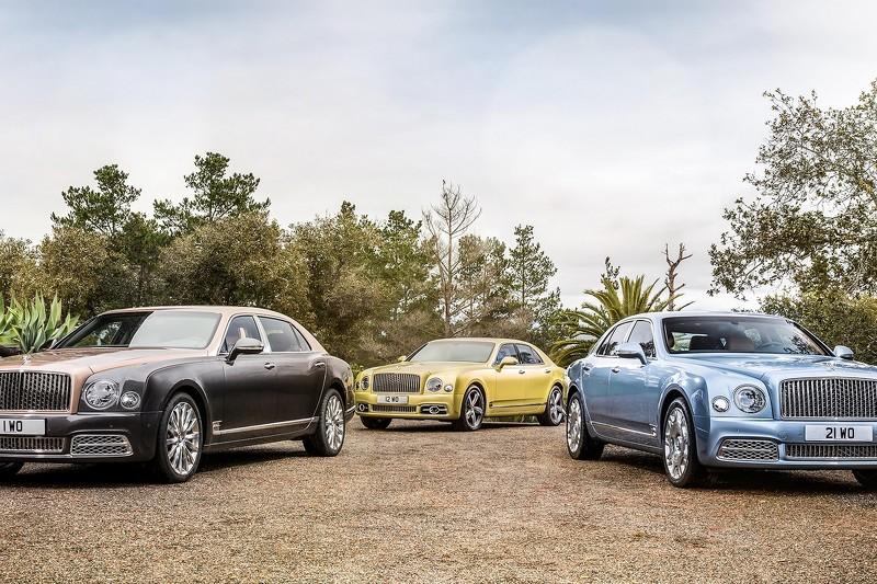 Bentley выпустит седан, который будет роскошнее, чем Mulsanne 1