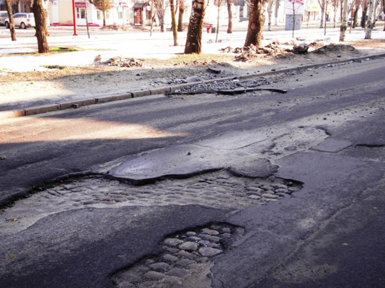 Укравтодор проинспектировал работу дорожников в десяти областях Украины 2