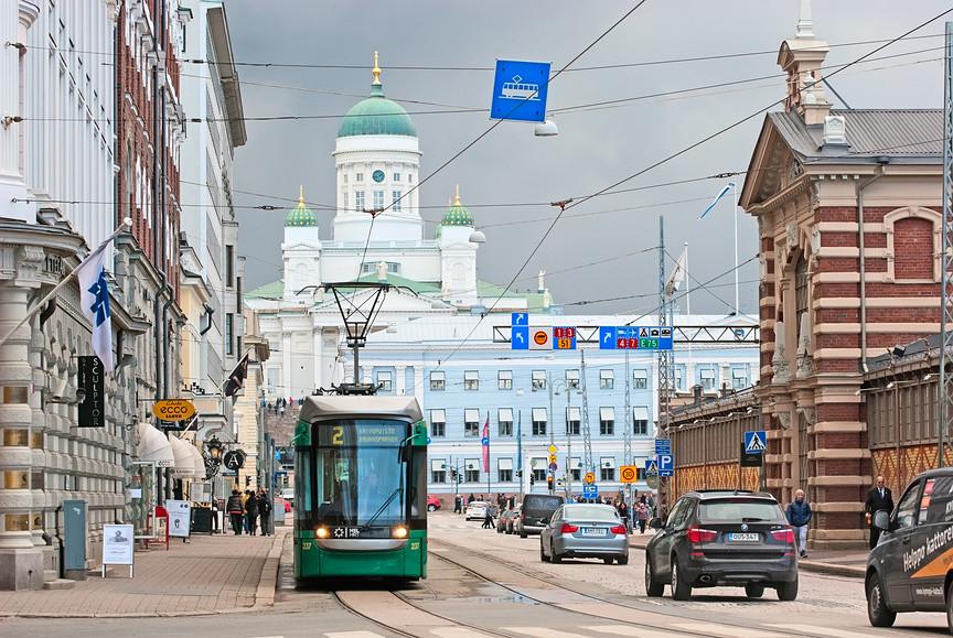 В Финляндии хотят запретить использование личных автомобилей 1