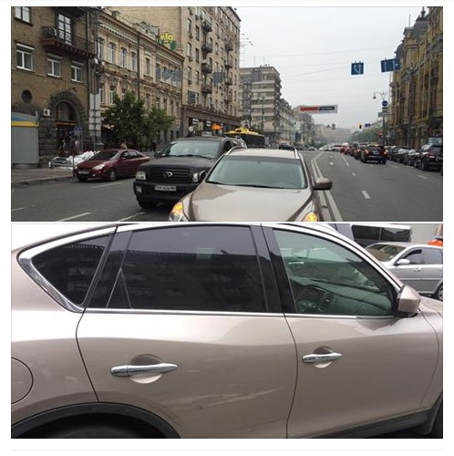 В Украине автоворы предпочитают машины VIP-персон 2