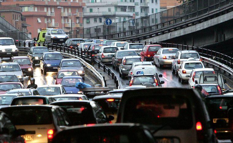 Неизвестные факты о дорожных пробках 2
