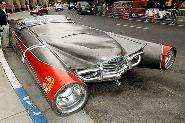 Самые странные и смешные автомобили в мире 2