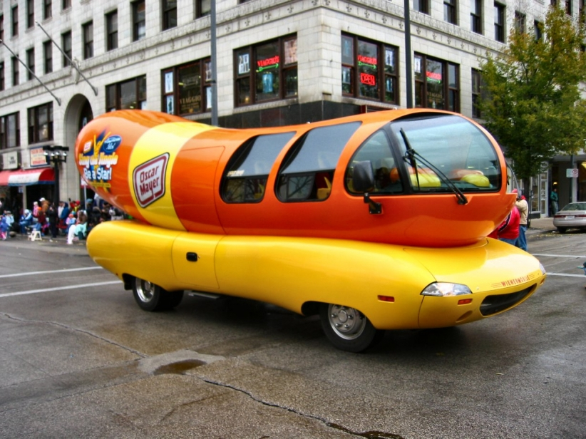 Самые странные и смешные автомобили в мире 4