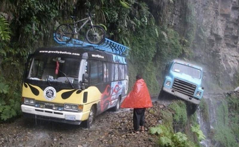 Наиболее опасные дороги мира 1