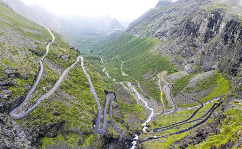 Наиболее опасные дороги мира 5