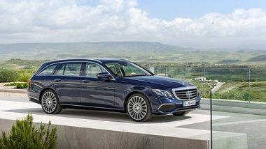 Компания Mercedes официально презентовала новый универсал 1
