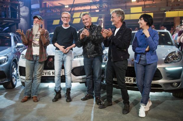 Второй выпуск обновленного шоу Top Gear стал провальным 1