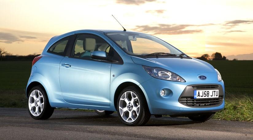 Марка Ford выпустила новую бюджетную модель 1