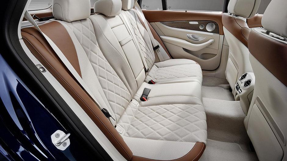 Новая модель Mercedes-Benz E-Class: 401 л.с. под капотом 3