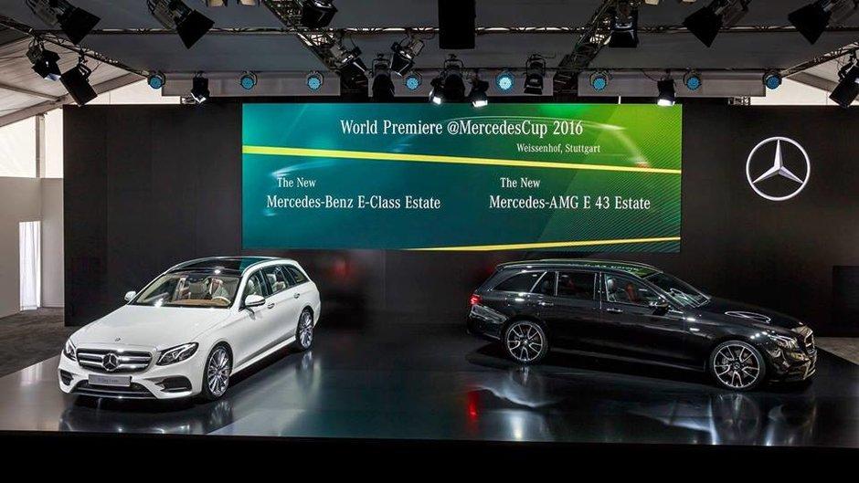 Новая модель Mercedes-Benz E-Class: 401 л.с. под капотом 2