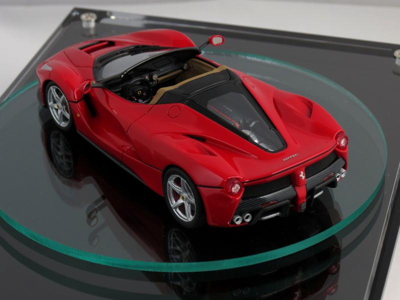«Моделисты» показали внешность нового открытого Ferrari 1
