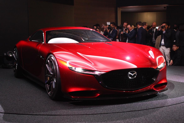 Концепт Mazda RX-Vision получил награду за лучший дизайн 1