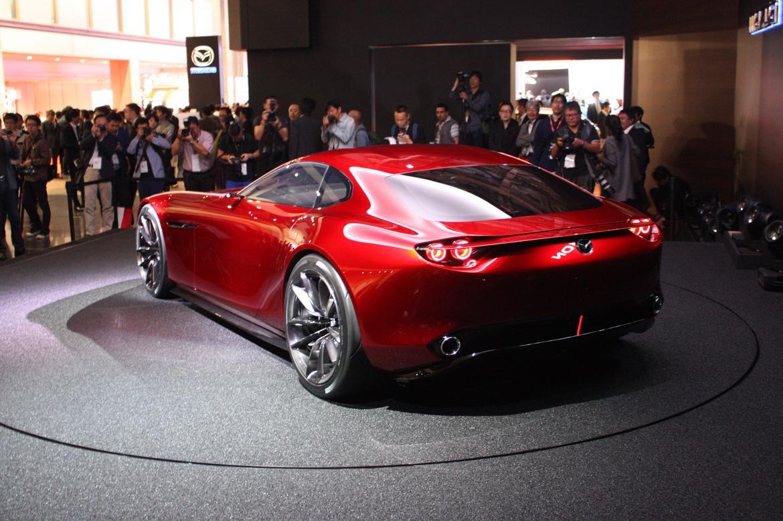 Концепт Mazda RX-Vision получил награду за лучший дизайн 2