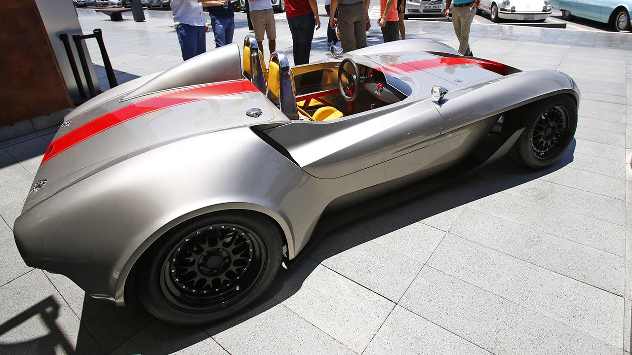 Janarelly: новая марка «недорогих» суперкаров 1