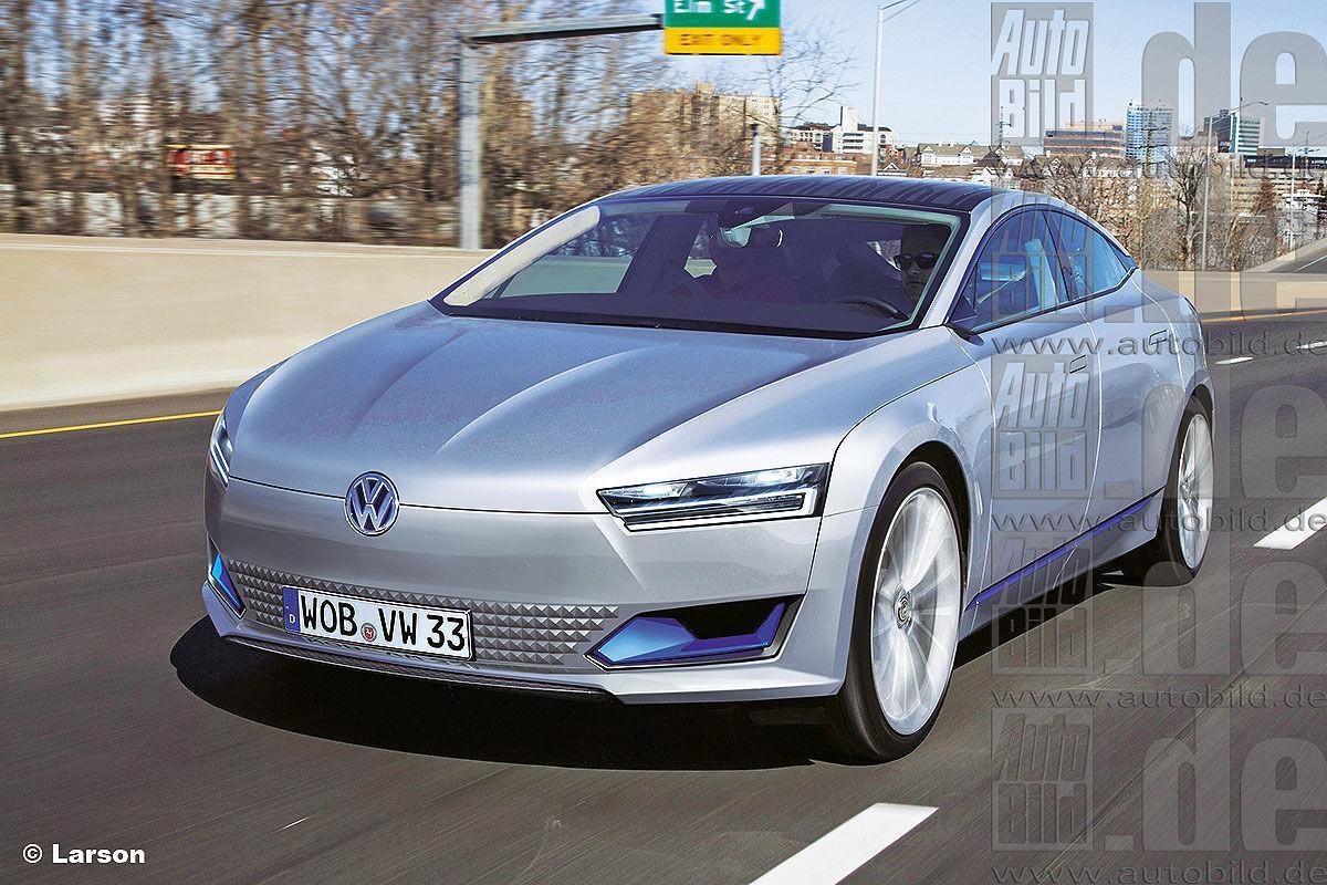 Компания Volkswagen намерена конкурировать с Tesla 1