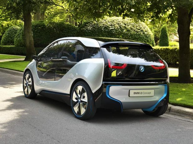 На рынке США дебютировал электрический BMW i3 1