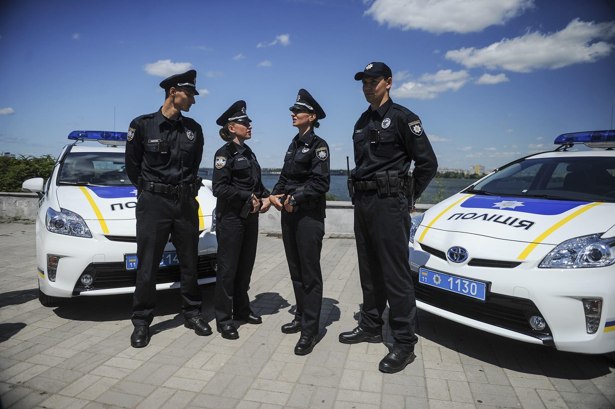 Причины, которые позволяют полицейским остановить автомобиль 1