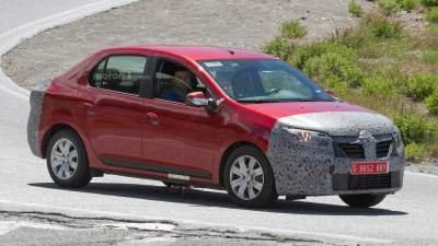 Компания Dacia вывела на тесты новый Logan 1