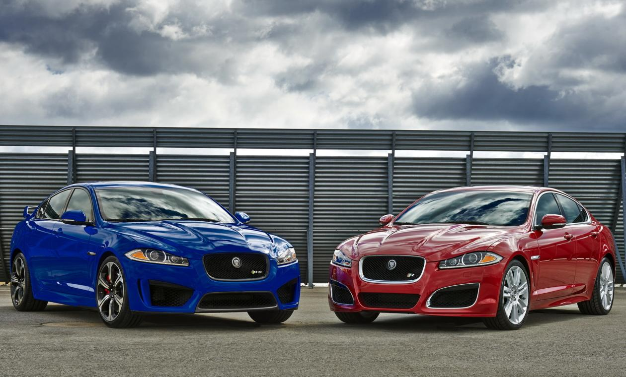 Jaguar отзывает новые седаны XF 1