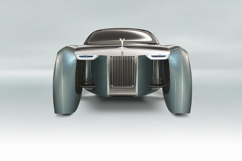 Компания Rolls-Royce презентовала первый концепт в истории бренда 1