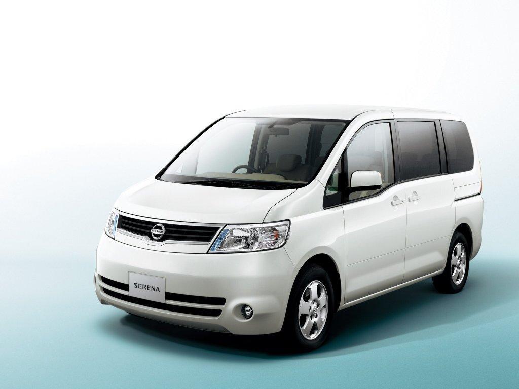 Nissan представит новое поколение минивэна Serena 1
