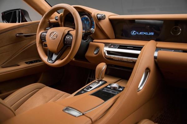 Lexus выпустит новое спортивное купе 3