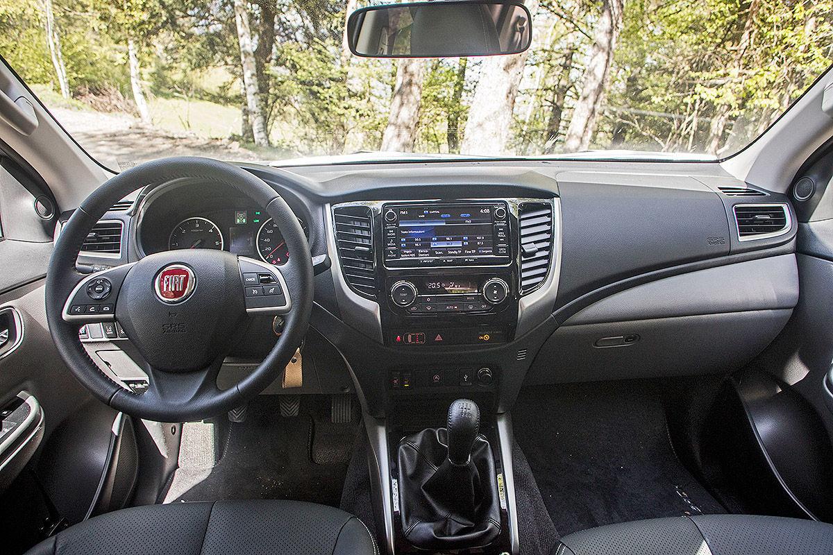 «Итальянский пикап с азиатским характером»: тест-драйв Fiat Fullback 3