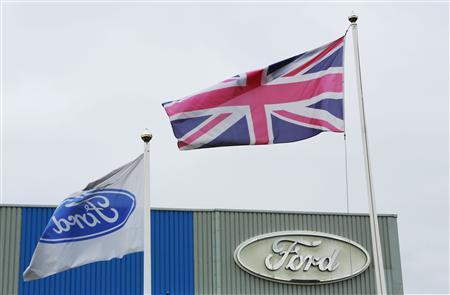 Компания Ford может сократить количество рабочих мест на территории Великобритании 1