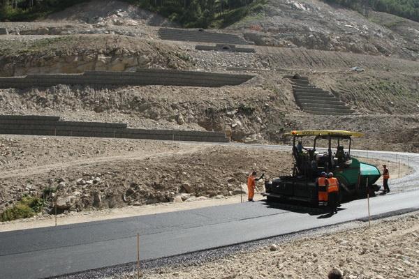 В Украине построят «совершенно новые дороги» 2