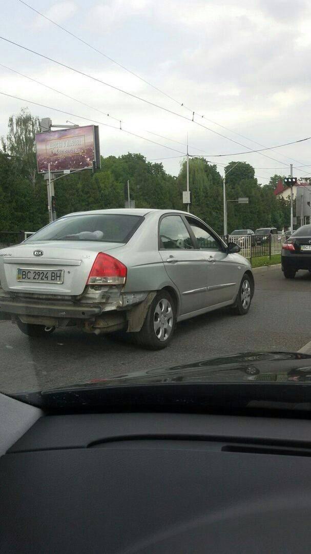 «Автоподстава» водителя Kia: продолжение 2