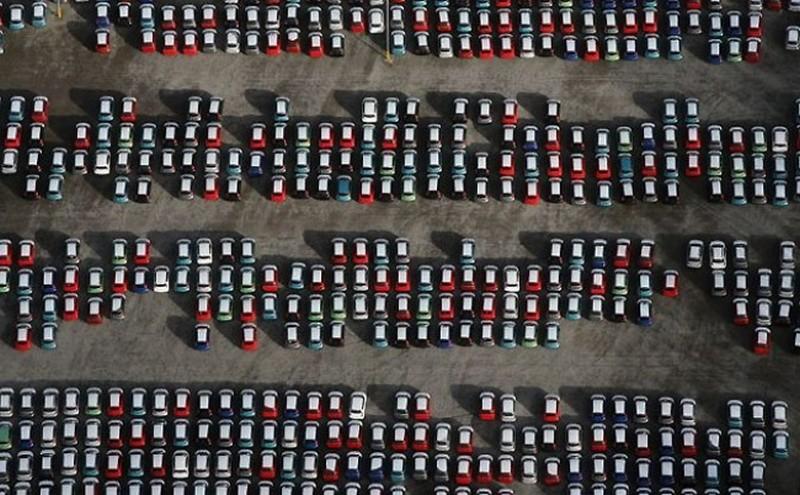 Какая судьба у непроданных в салонах автомобилей 8