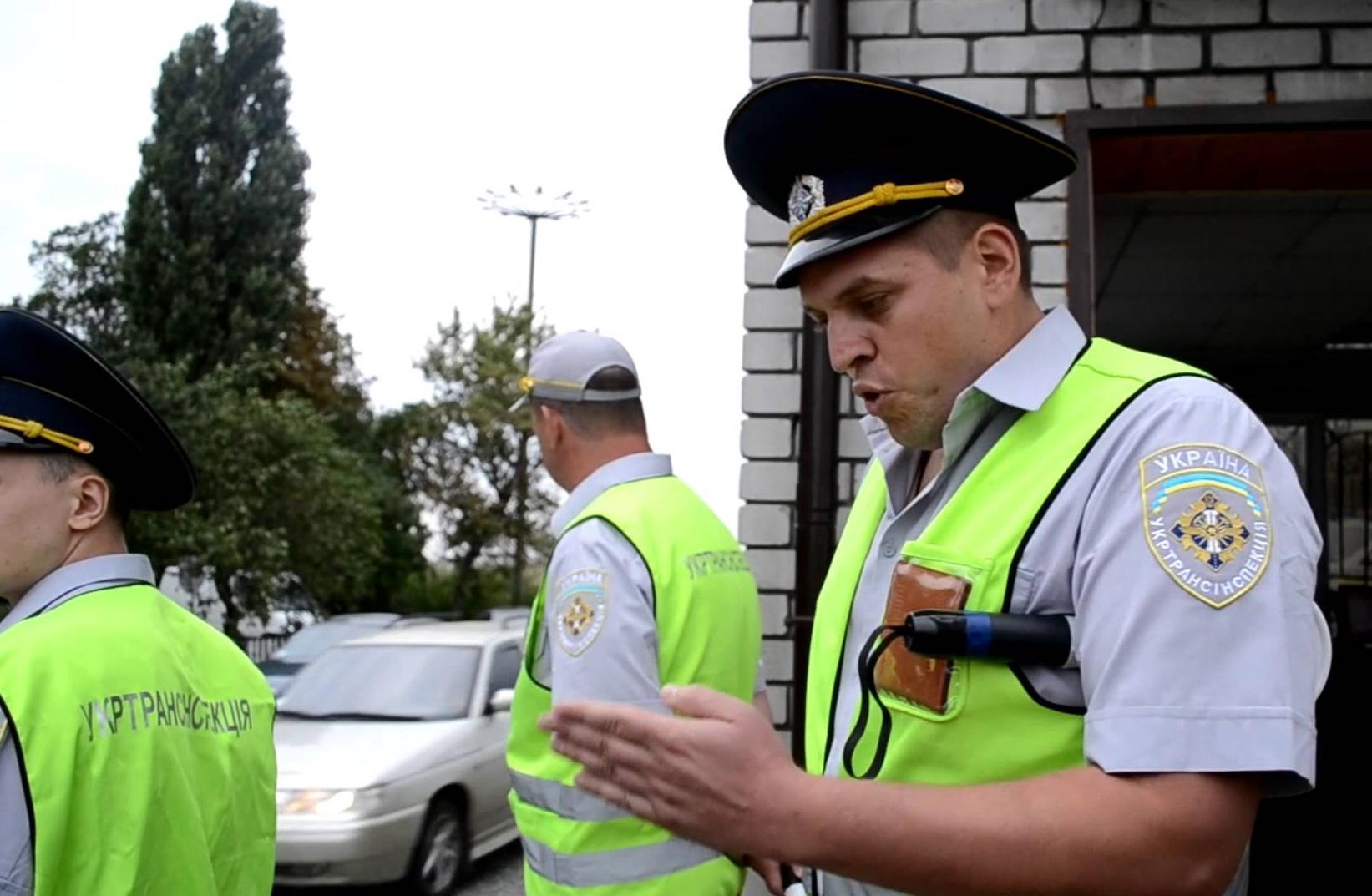 На дорогах Украины появятся «новые ГАИшники» 1