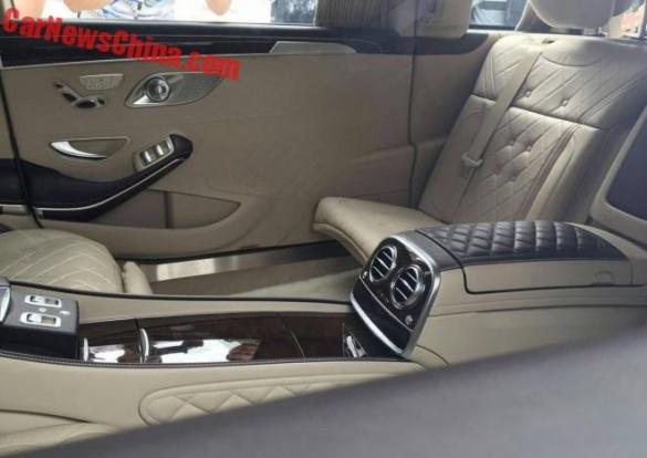 Первый Mercedes-Maybach S600 Pullman обретет владельца 3