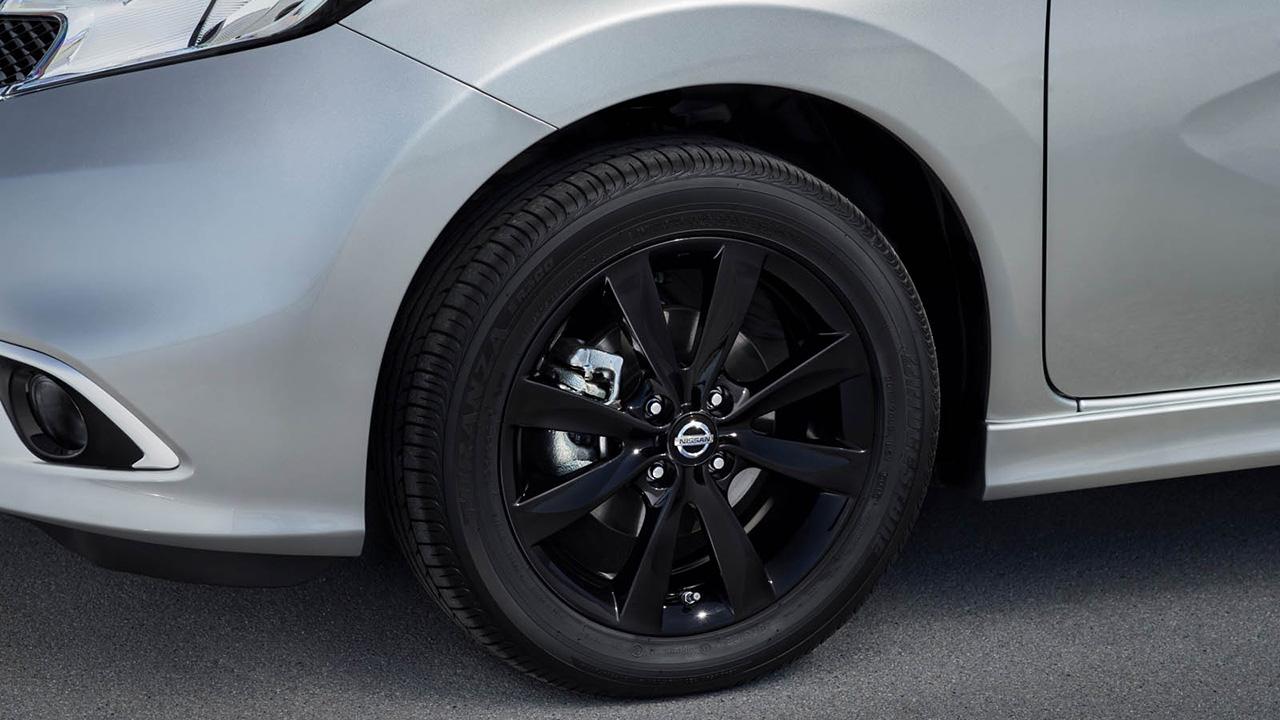 Nissan выпустит ограниченную серию Note Black Edition 2