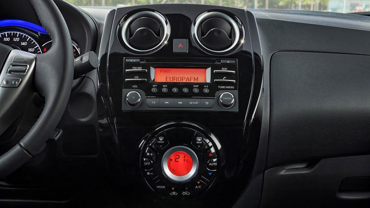 Nissan выпустит ограниченную серию Note Black Edition 3