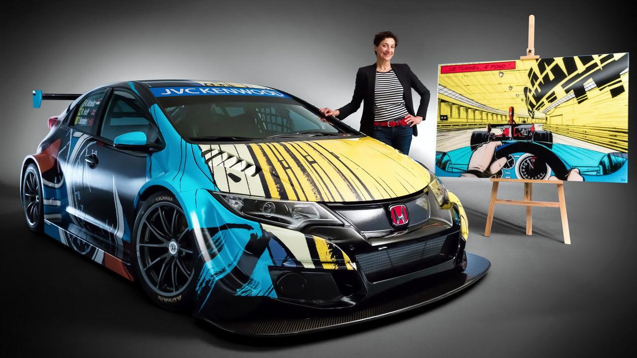 Дизайнеры креативно раскрасили автомобили 1
