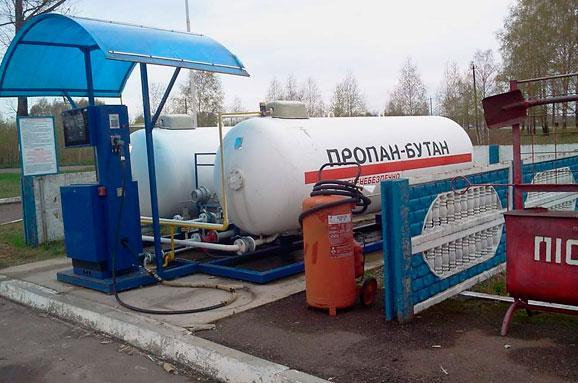 Как обманывают водителей на газовых АЗС 1