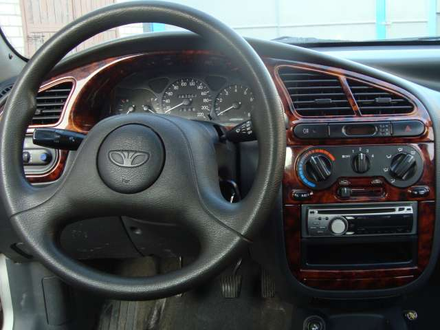 Самый популярный автомобиль среди американской молодежи – Daewoo Lanos 2