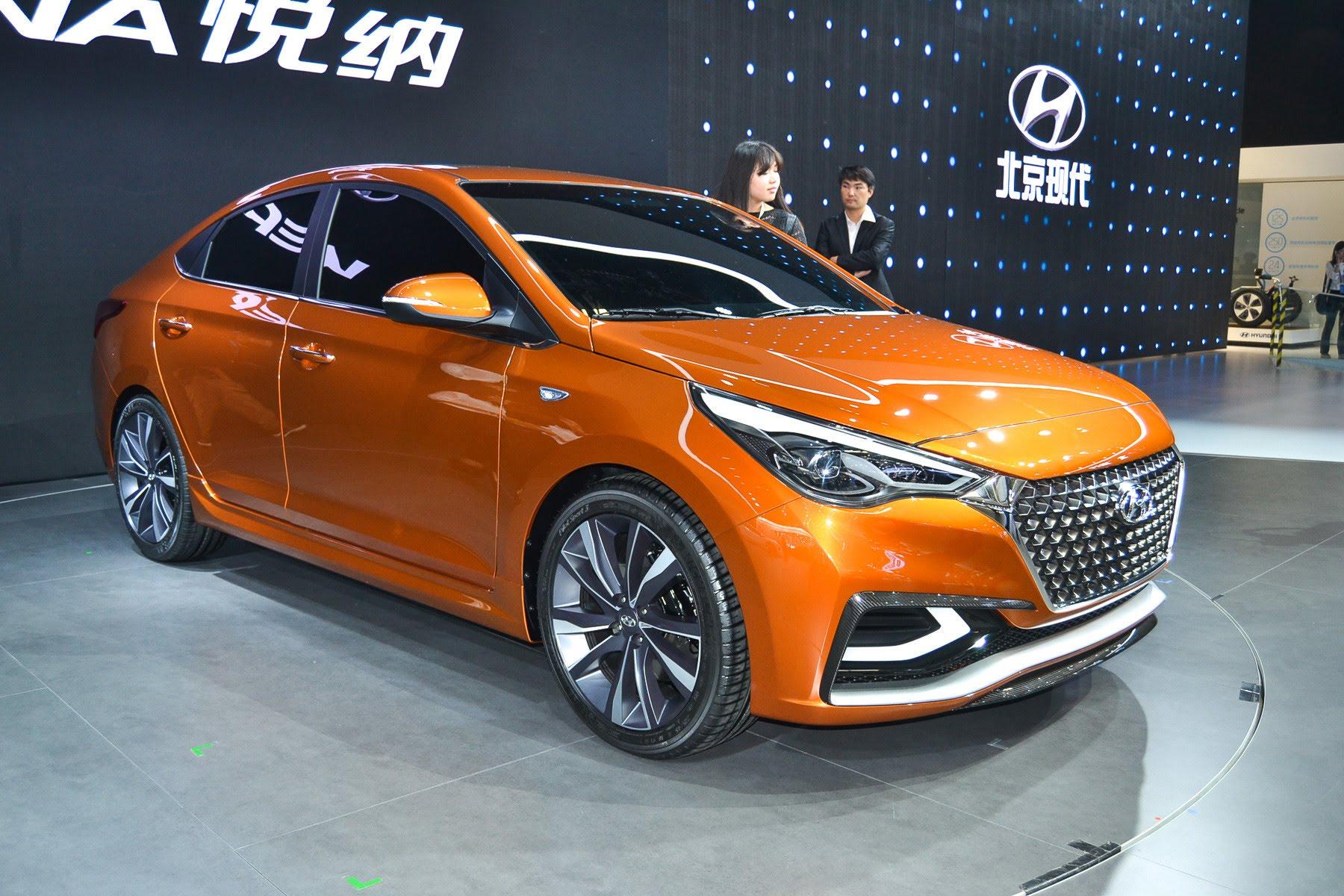 Стала известна дата начала продаж нового Hyundai Solaris 1