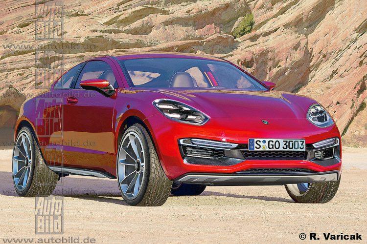 Porsche расширяет модельную линейку новинками-кроссоверами 1