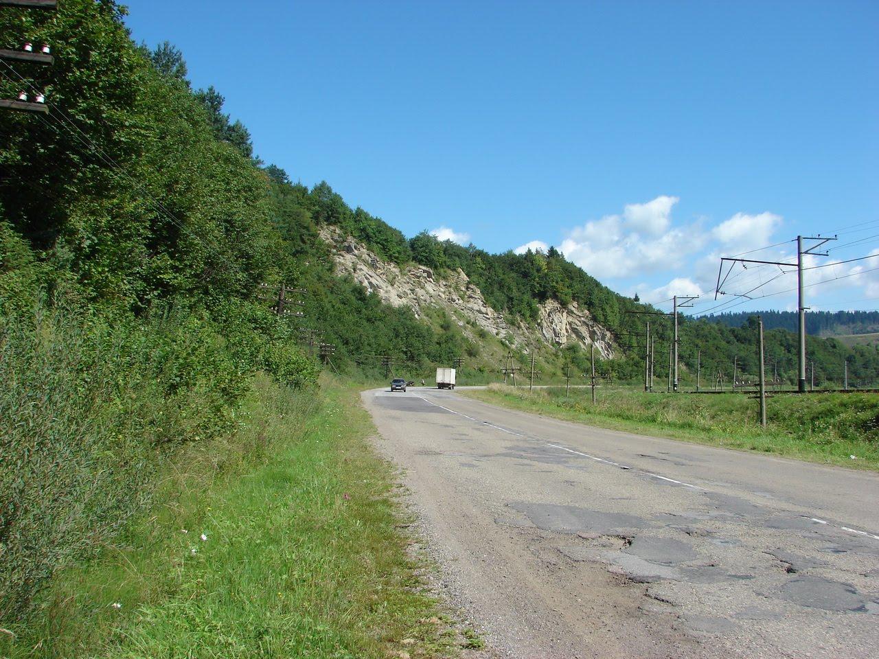Укравтодор составил рейтинг наихудших дорог Украины 8